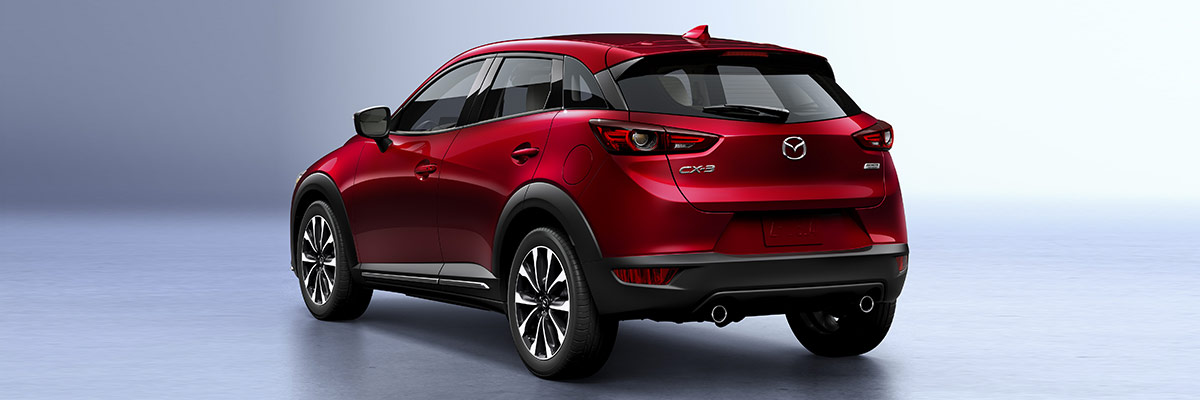 2019 Mazda CX-3 Safety & Performance