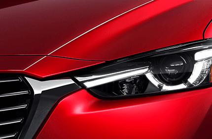 2018 Mazda CX-3 Headlight