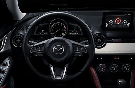 2018 Mazda CX-3 Interior Dashboard