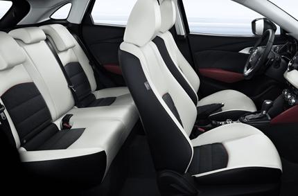 2018 Mazda CX-3 Interior