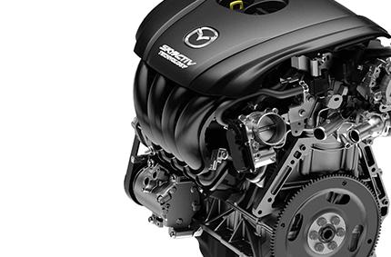 2018 Mazda CX-3 SKYACTIV® Technology Engine