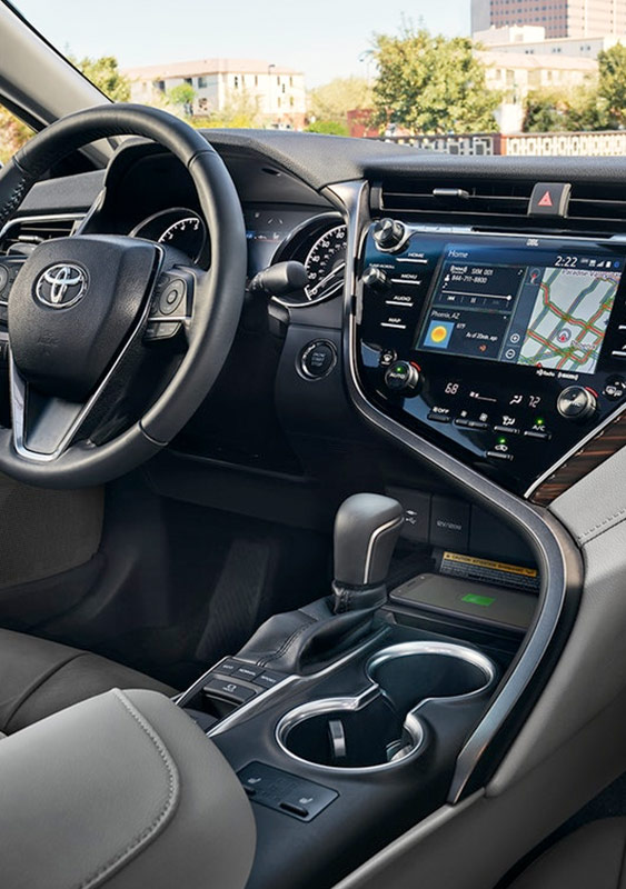 New 2018 Toyota Camry Buy Or Lease A Toyota Near Wexford Pa