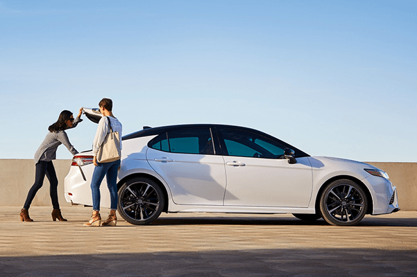 2019 Toyota Camry Specs, Performance & Capabilities