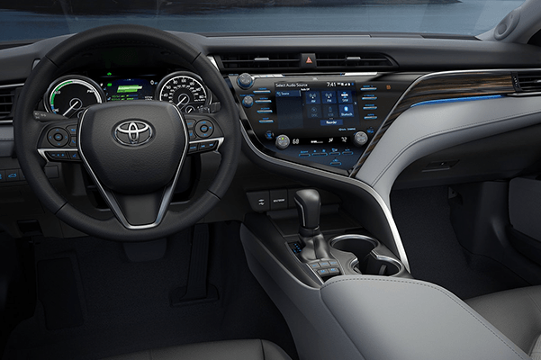 2019 Toyota Camry Safety & Technology Features