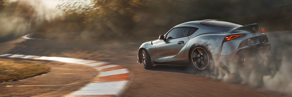 2020 Toyota Supra footer