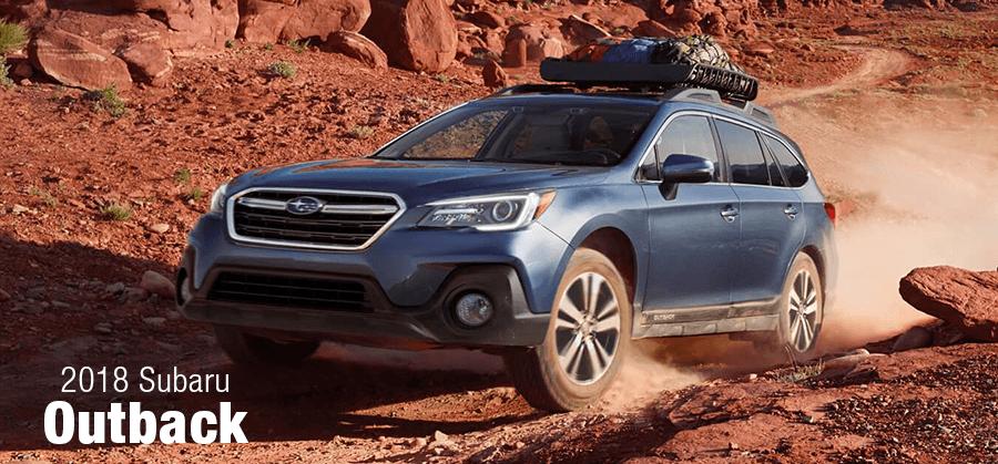 2018 Subaru Outback vs  Subaru Forester vs  Subaru Crosstrek