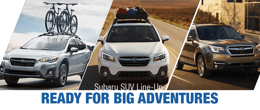 Outback Vs Forester >> 2018 Subaru Outback Vs Subaru Forester Vs Subaru Crosstrek