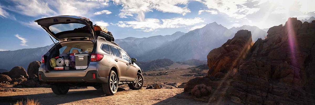 2019 Subaru Outback footer