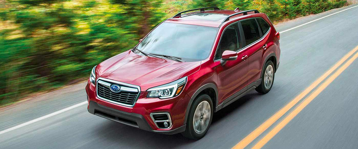 New 2019 Subaru Forester Subaru Dealership In San Antonio Tx