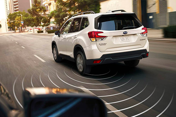 2019 Subaru Forester Specs & Safety Technology