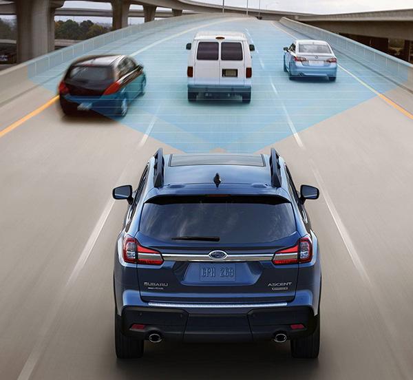 All-New 2019 Subaru Ascent In San Antonio, TX