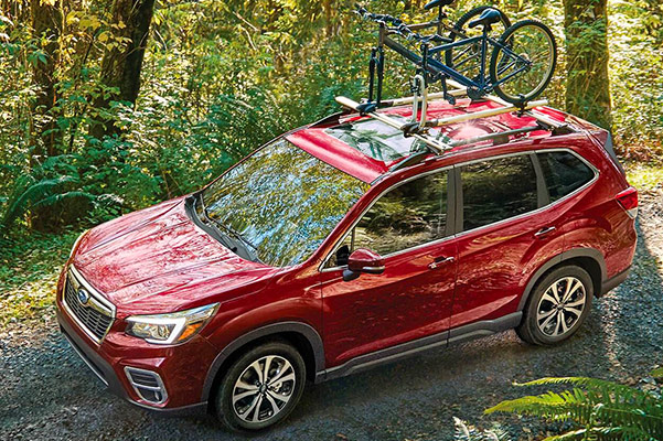 2019 Subaru Forester Specifications & Safety Features