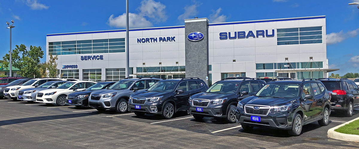 North Park Subaru in San Antonio Texas