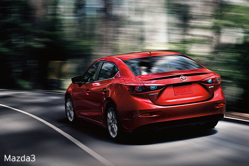 Difference Between Mazda3 And Mazda6 >> Difference Between Mazda3 & Mazda6 | San Antonio Mazda Dealer