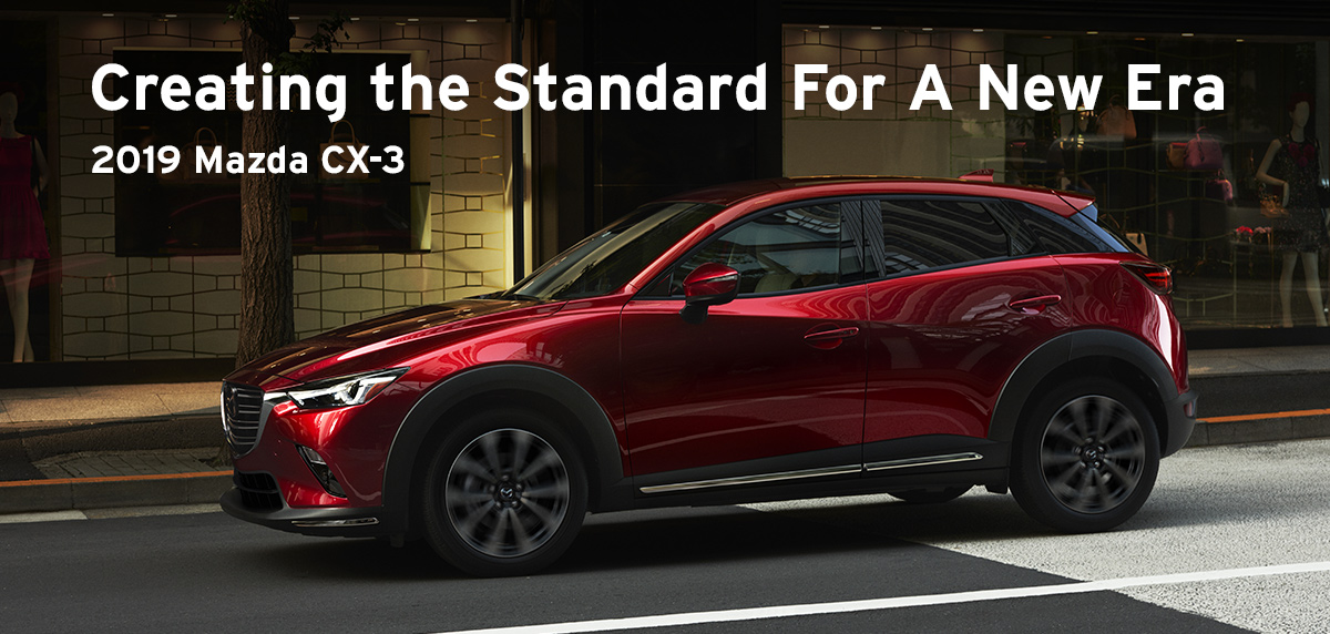 Captivating Buy Or Lease The 2019 Mazda CX 3 Near San Antonio, TX