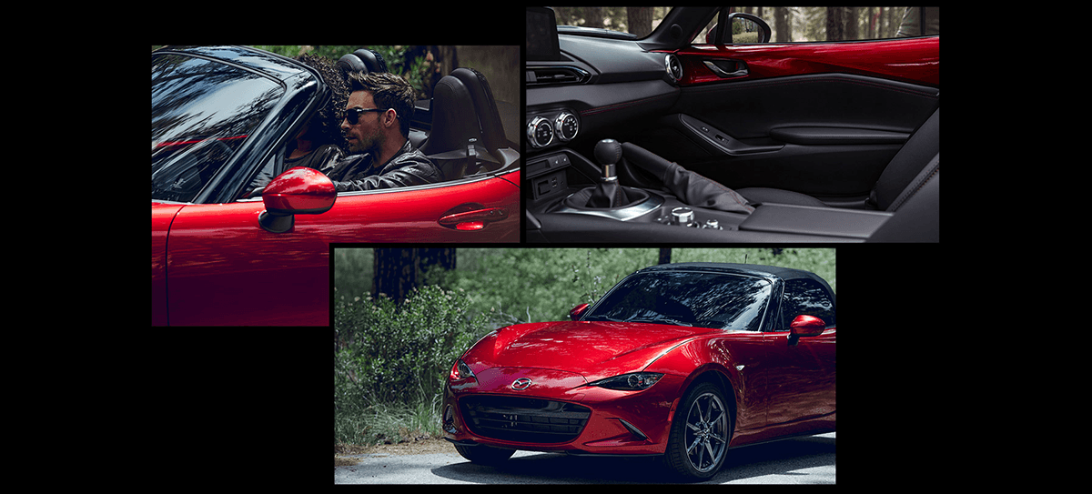 The 2019 Mazda MX-5 Miata Features