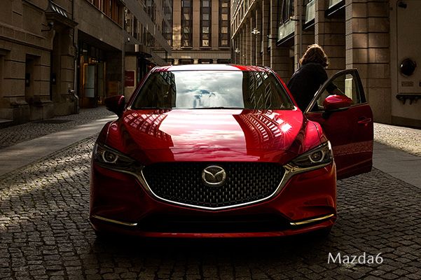 2019 Mazda3 vs  2019 Mazda6 Comparison | All-New Mazda3 near Me