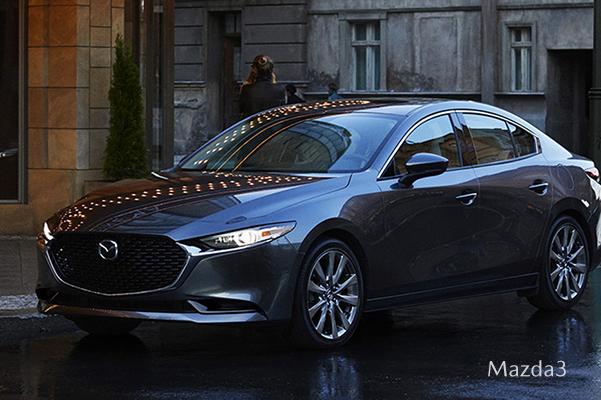 Mazda3 Vs Mazda6 >> 2019 Mazda3 Vs 2019 Mazda6 Comparison All New Mazda3 Near Me