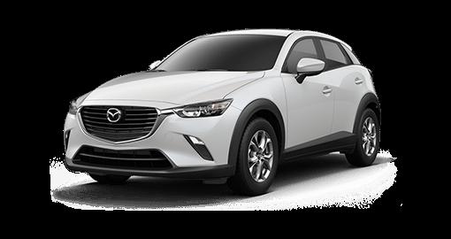 2018 Mazda CX-3 Sport Lease For $189/mo.