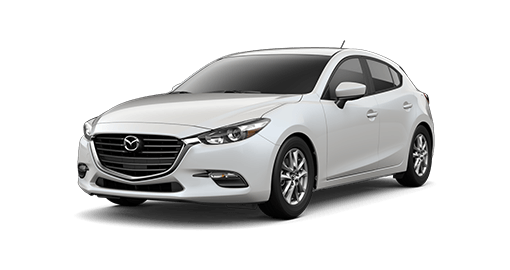 2018 Mazda3 Hatchback Sport Posted Price $18,770