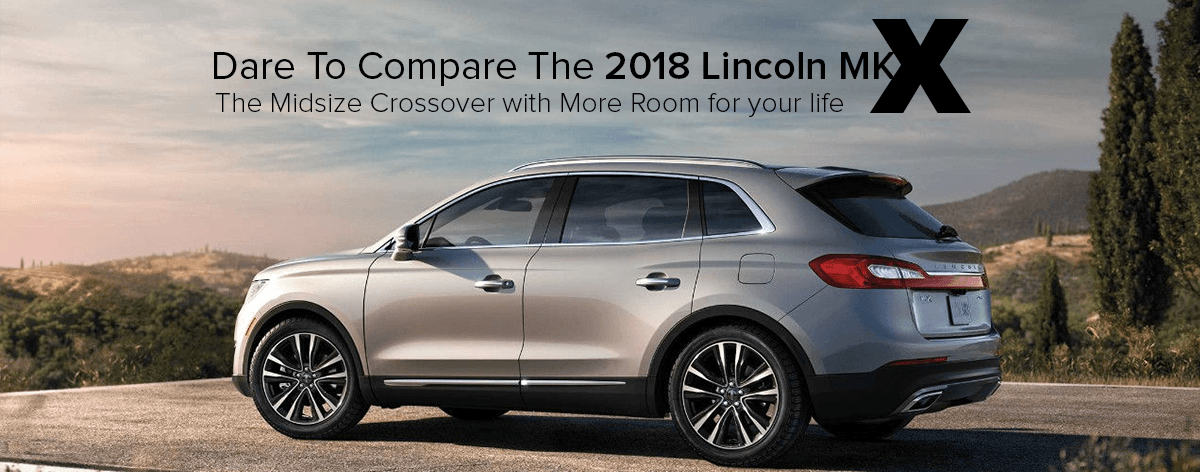 2018 Lincoln MKX parked