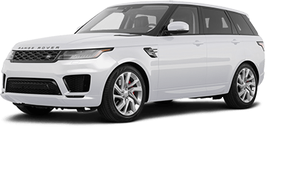 2018 Range Rover w/ Gas engine