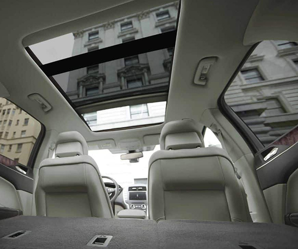 Lincoln Sunroof