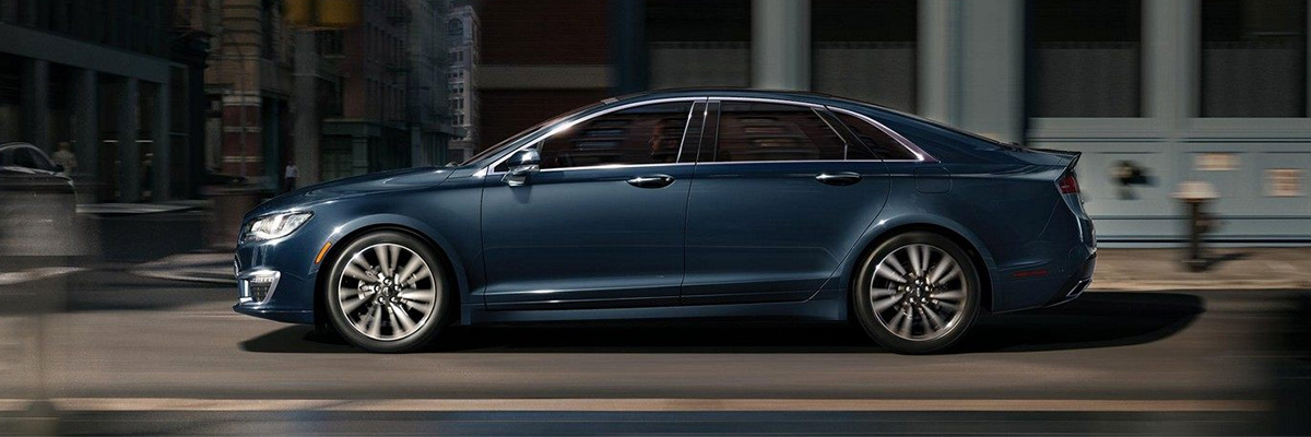 2019 Lincoln MKT  footer