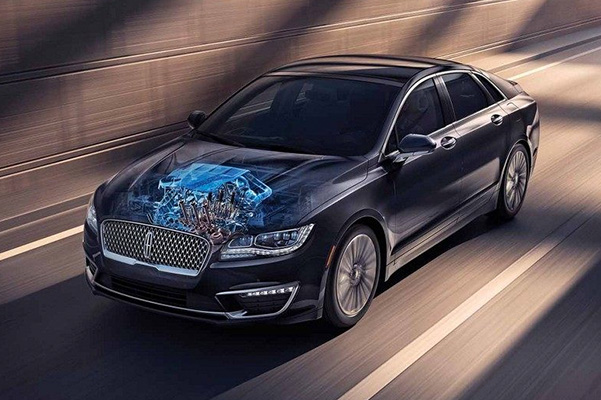 2019 Lincoln MKT Interior side