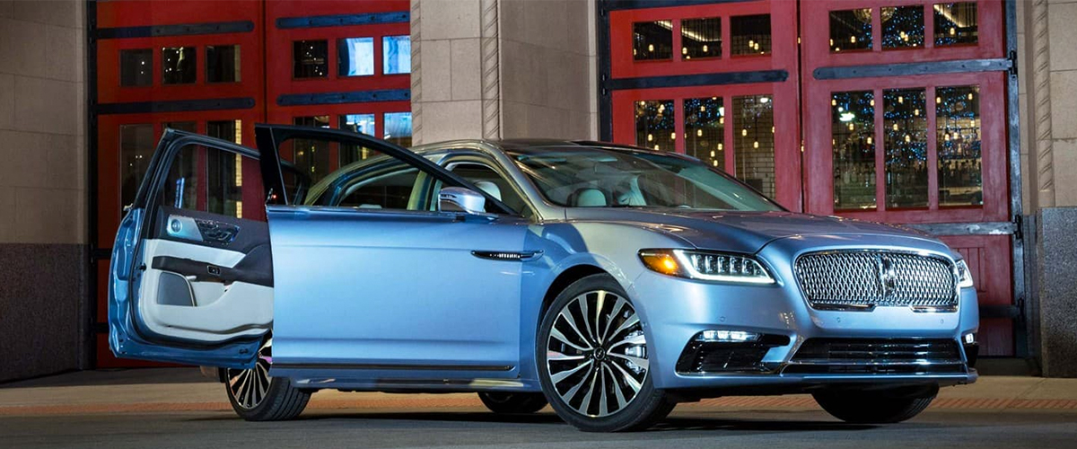 Lincoln Continental header