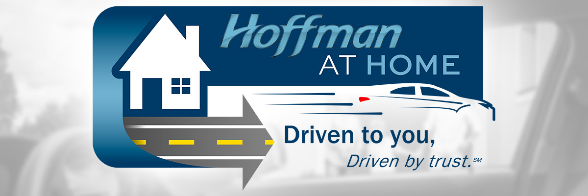 Hoffman At Home Logo