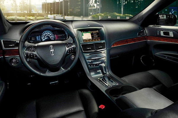 2019 Lincoln MKT Interior & Technology