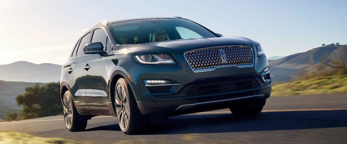 The 2019 Lincoln MKC header