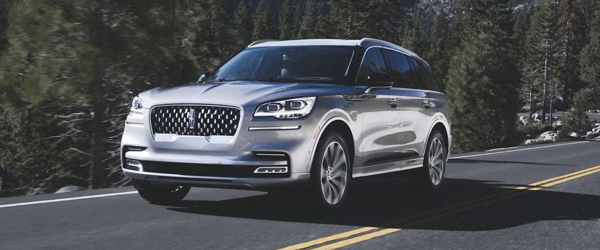 2020 Lincoln Aviator header