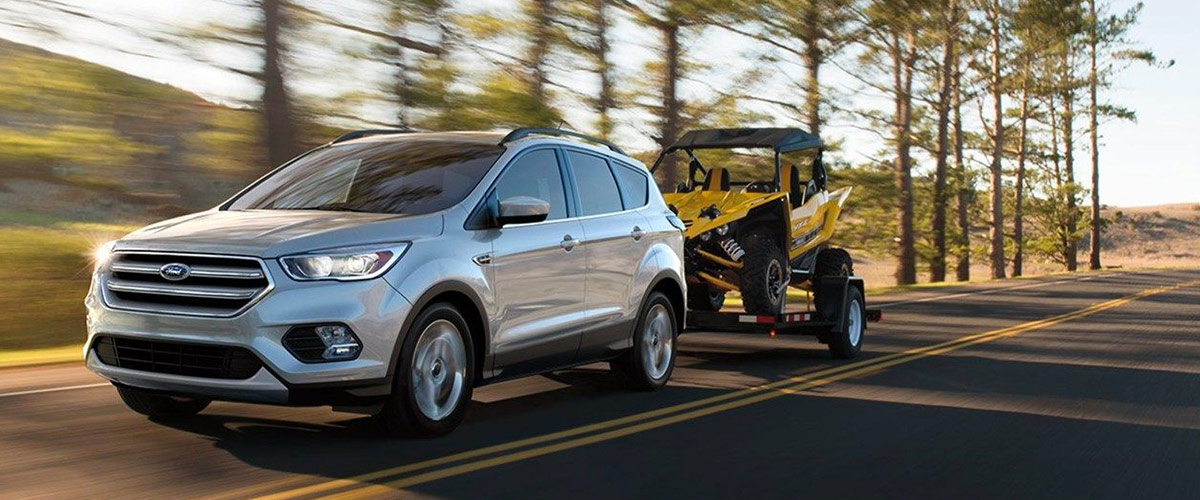 2018 Ford Escape Spirited Performance