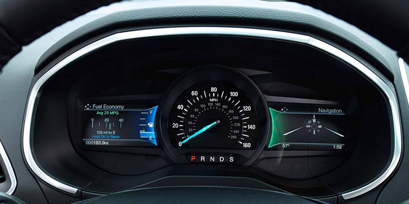 2018 Ford Edge Performance