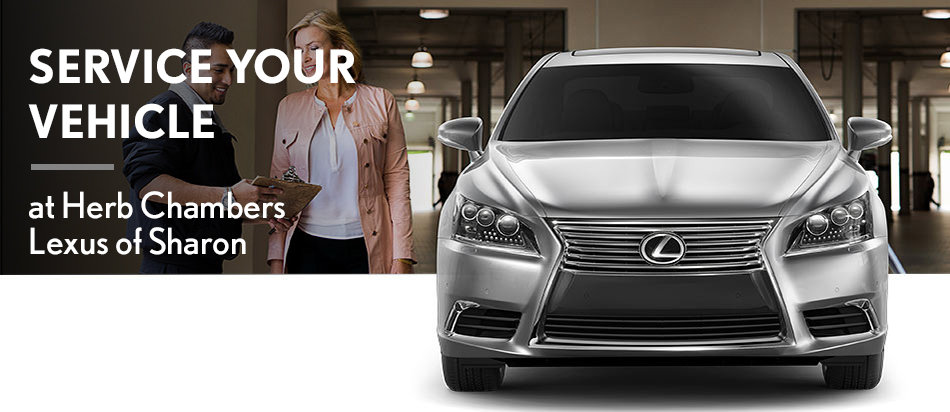 service your vehicle at herb chambers lexus of sharon