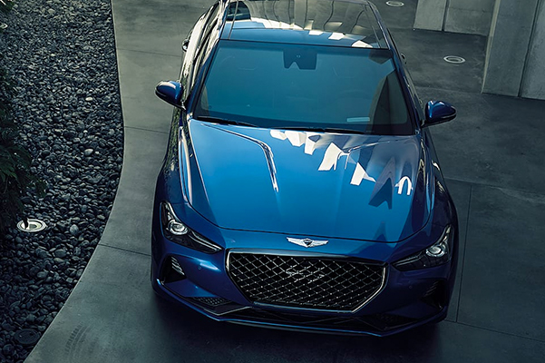 2019 Genesis G70 Specs, MPG & Safety