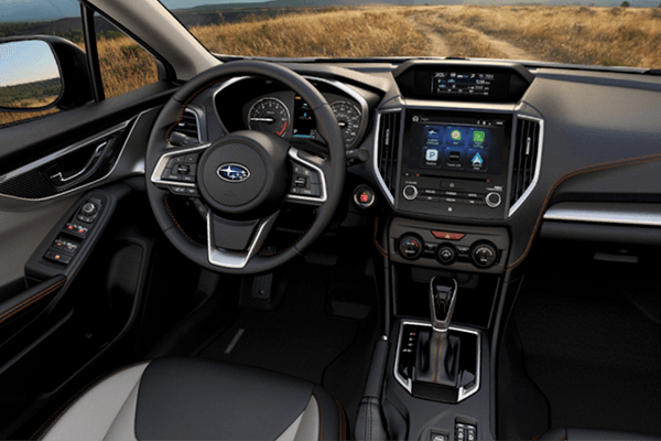 2018 Subaru Crosstrek technology