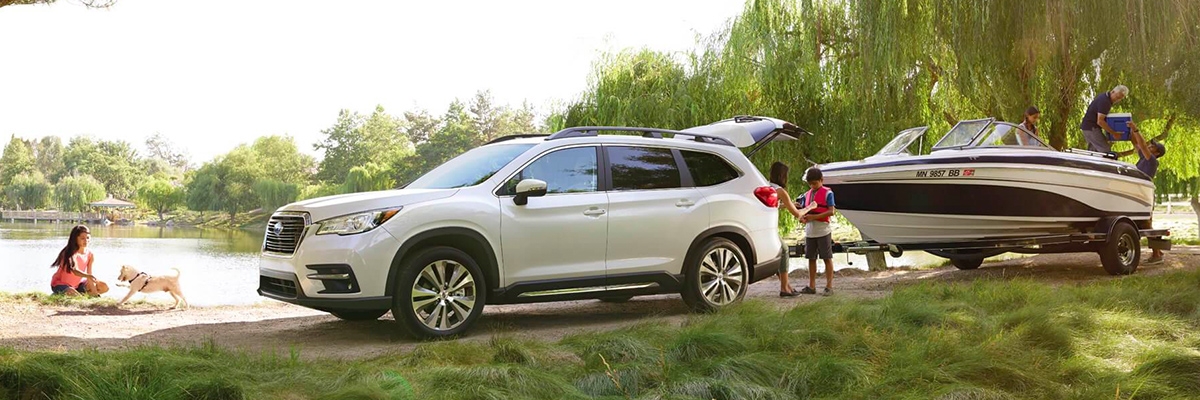 2020 Subaru Ascent  Engine, Capabilities & Safety Features
