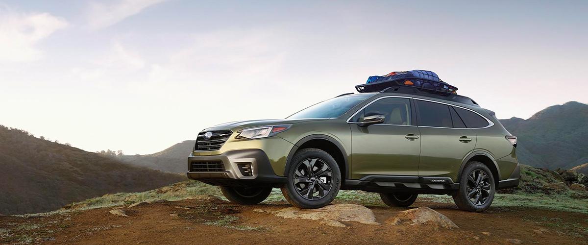 2020 Subaru Outback Lease | Subaru Dealer near Castle Rock, CO