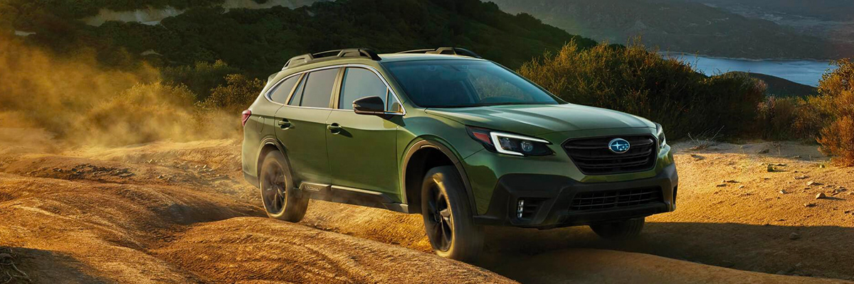 2020 Subaru Outback Specs & Safety Features