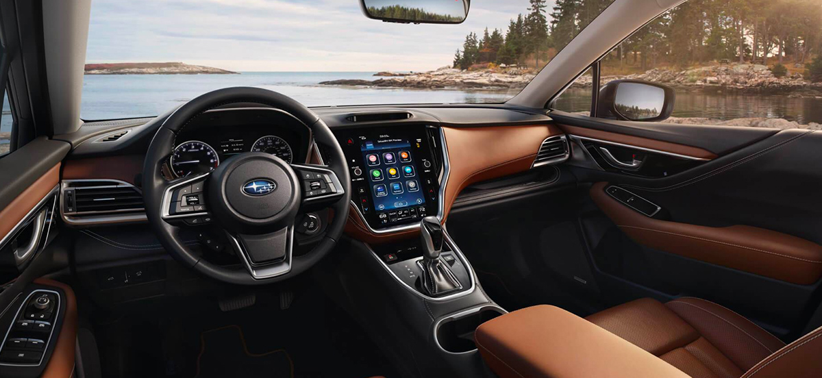 2020 Subaru Outback Interior Features & Technology