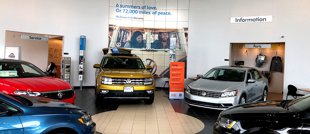 Why You Should Buy Your Next Vehicle from Our Volkswagen Dealership in Meriden, CT