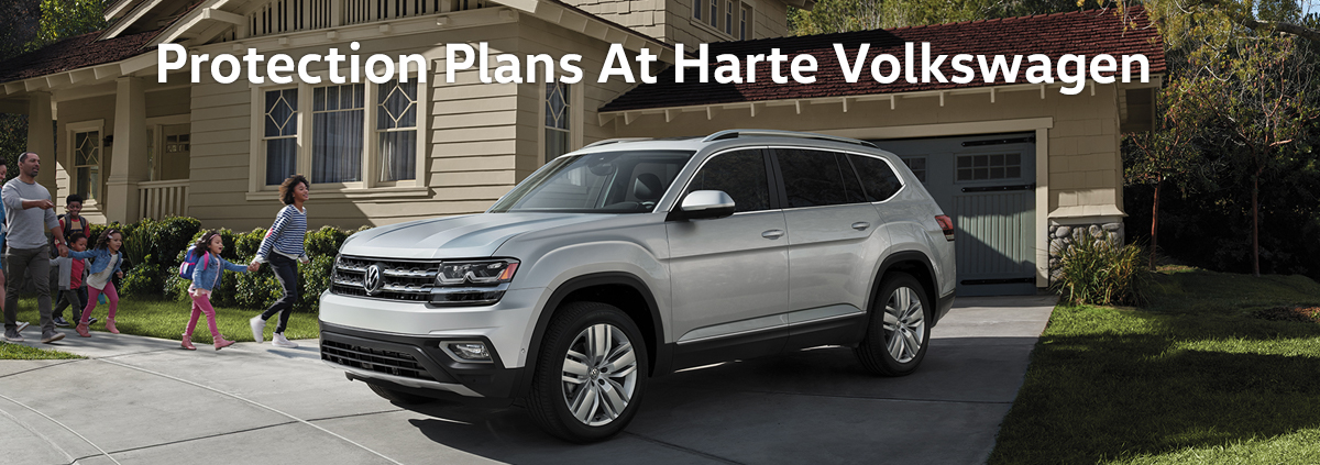 Protection Plans At Harte Volkswagen