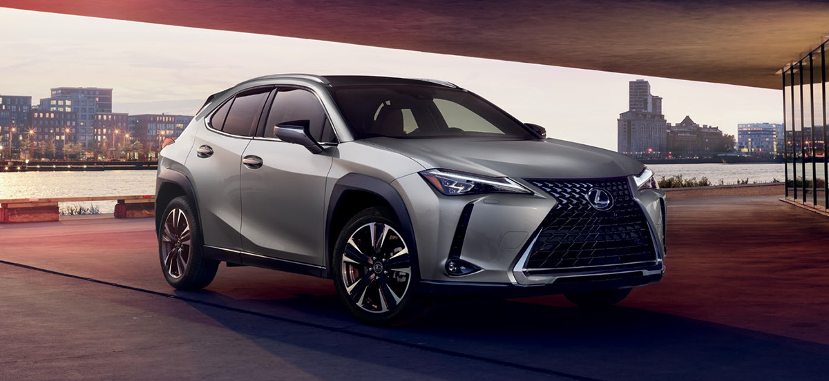 Introducing the 2019 Lexus UX