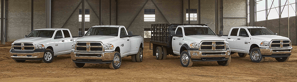 Ram Commercial Vehicles