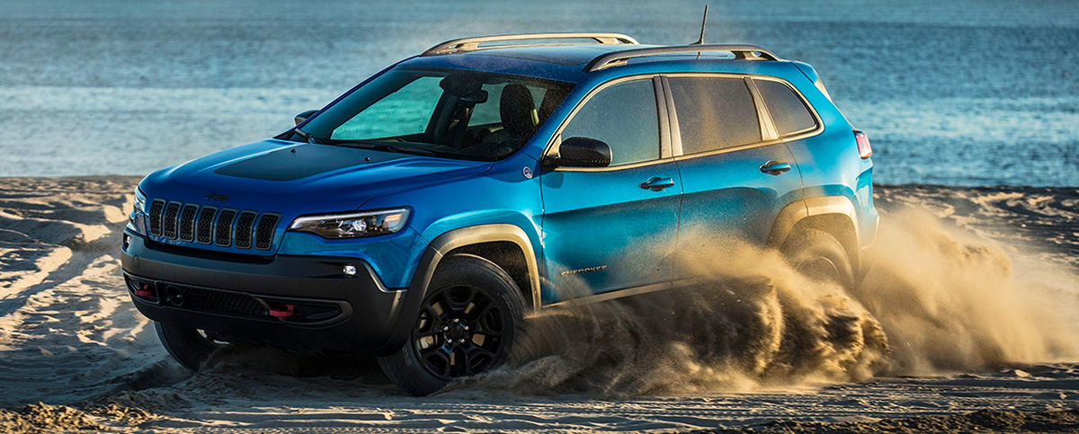 2020 Jeep Cherokee Engine Specs & Safety Features