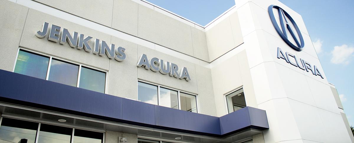 Why Buy Jenkins Acura In Ocala Fl Jenkins Acura