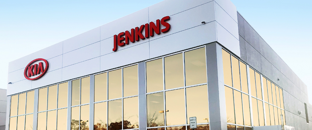 Jenkins Kia of Gainesville - 2810 N MAIN ST. GAINESVILLE, FL 32609